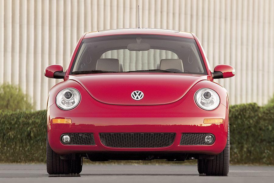 2007 Volkswagen New Beetle Photo 3 of 5