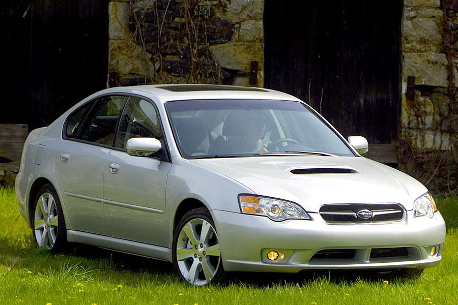 2007 Subaru Legacy Photo 2 of 7