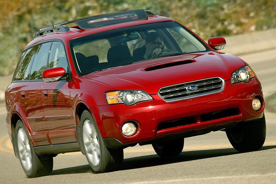 2007 Subaru Outback Photo 1 of 5