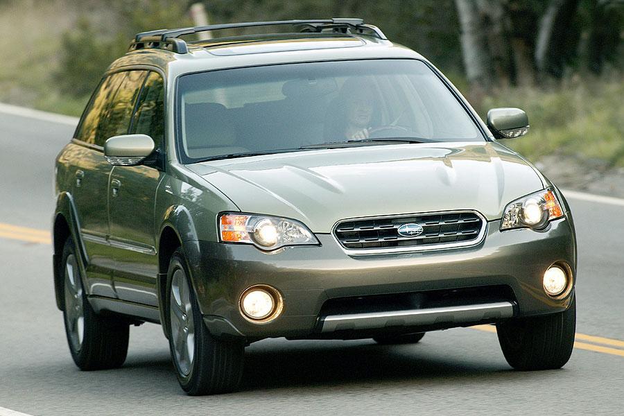 2007 Subaru Outback Photo 4 of 5