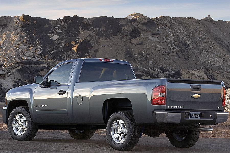 2007 Chevrolet Silverado 1500 Photo 6 of 24
