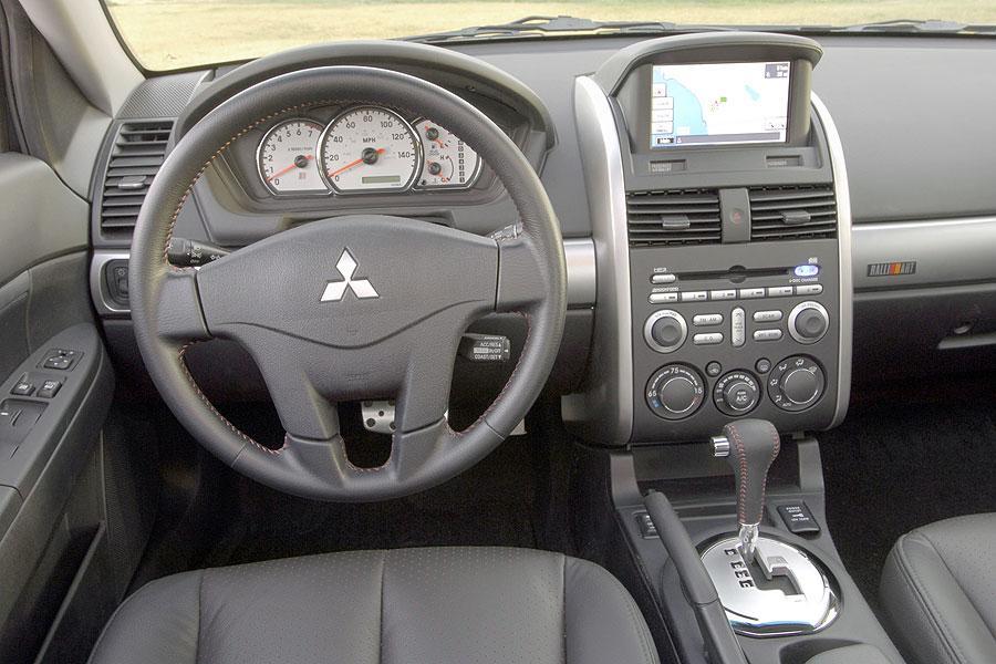 2007 Mitsubishi Galant Photo 6 of 6