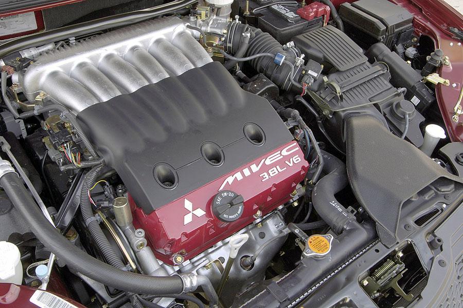 2007 Mitsubishi Galant Photo 4 of 6