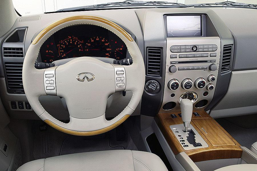 2007 INFINITI QX56 Overview | Cars.com