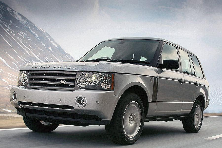 2007 land rover range rover reviews specs and prices. Black Bedroom Furniture Sets. Home Design Ideas