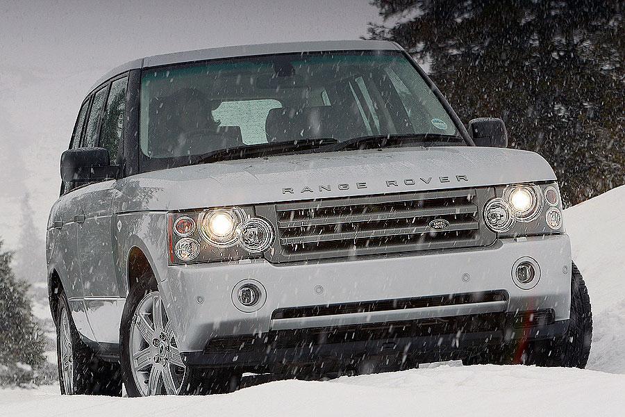 2007 Land Rover Range Rover Photo 4 of 10