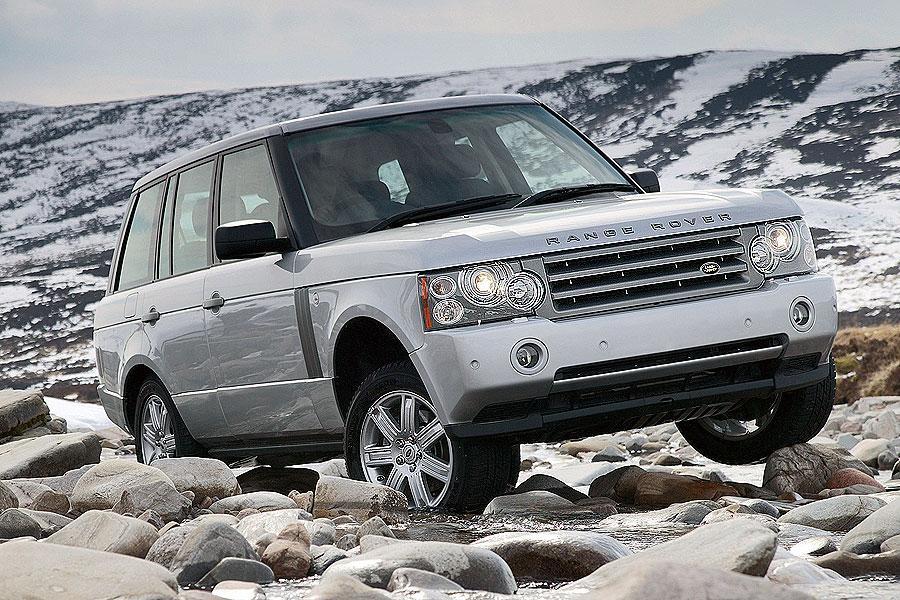 2007 Land Rover Range Rover Photo 5 of 10