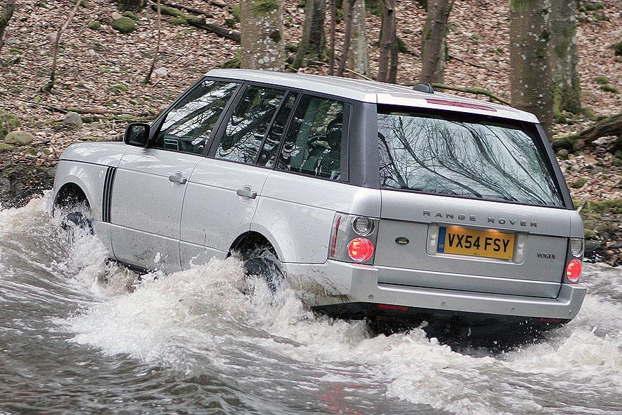 2007 Land Rover Range Rover Photo 6 of 10
