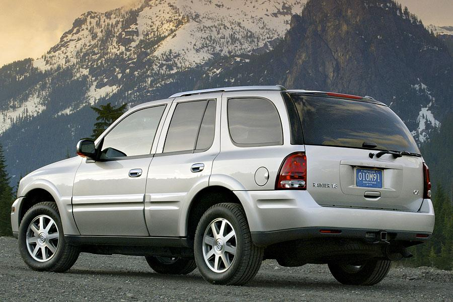 2007 Buick Rainier Specs, Pictures, Trims, Colors || Cars.com