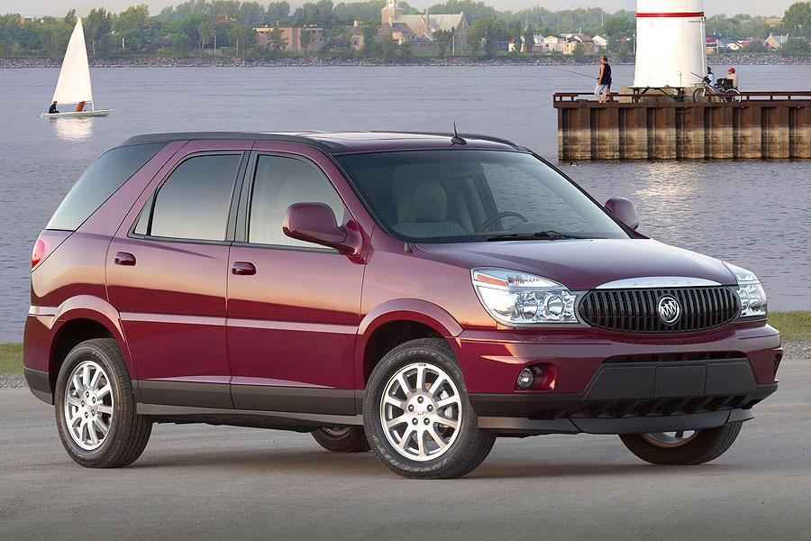 2007 Buick Rendezvous Specs, Pictures, Trims, Colors