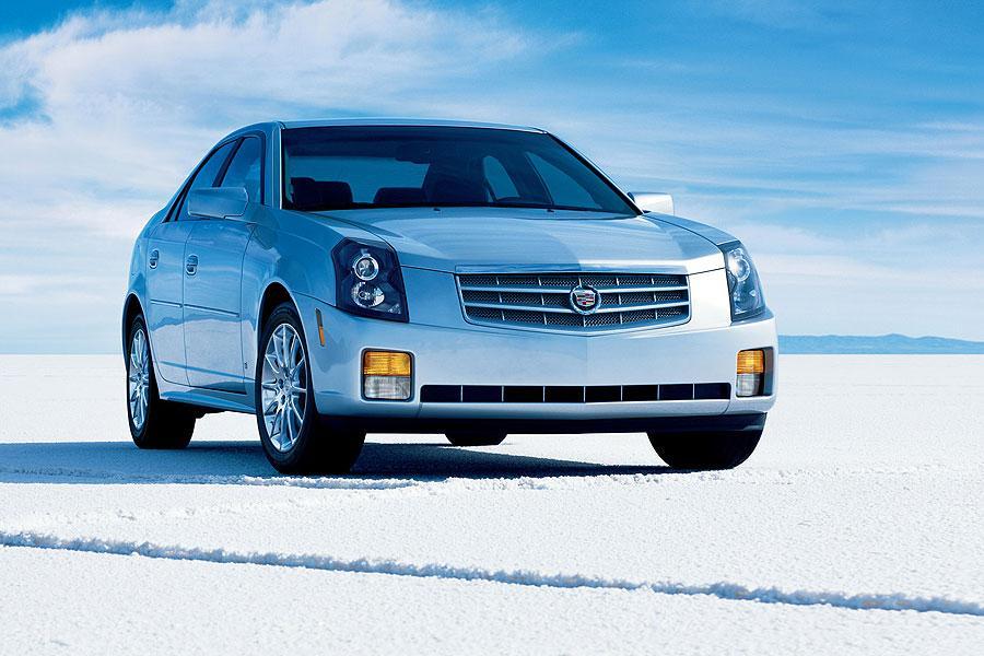 2007 Cadillac CTS Photo 3 of 6