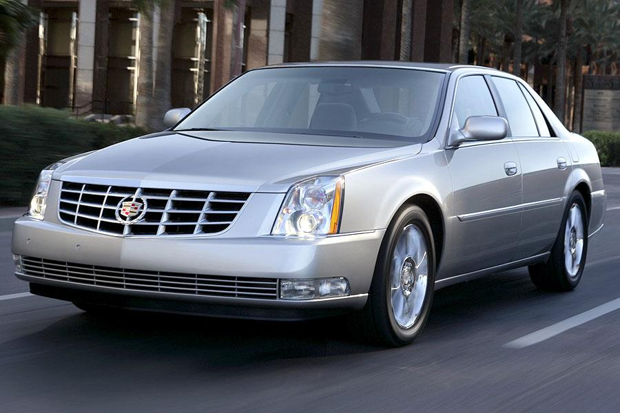 What Are Dts >> 2007 Cadillac Dts Overview Cars Com
