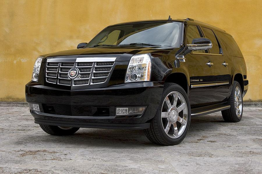 2007 Cadillac Escalade ESV Photo 5 of 9