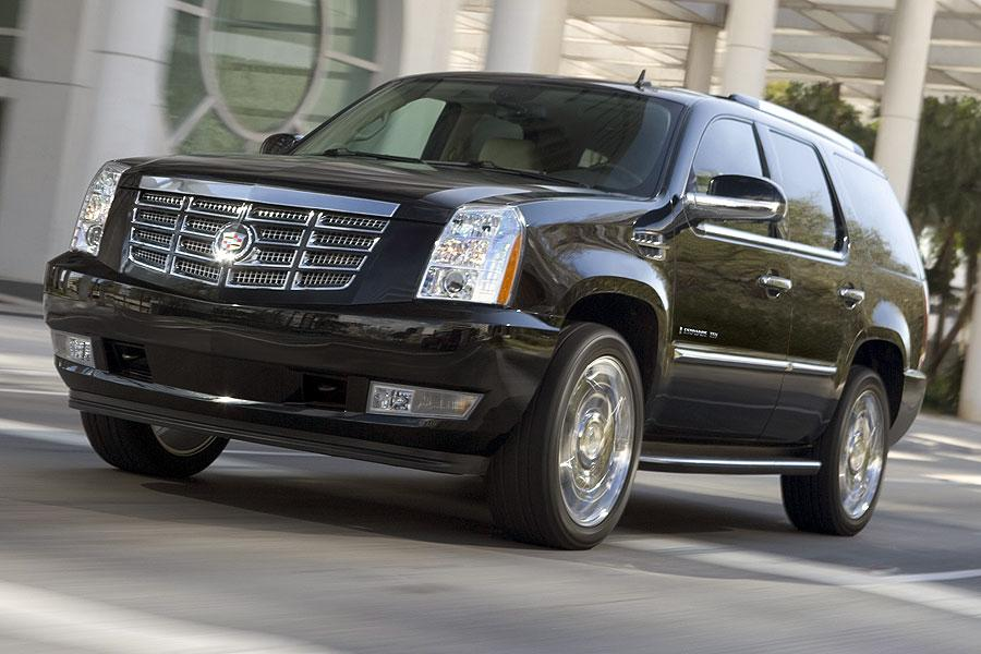 2007 Cadillac Escalade ESV Photo 6 of 9