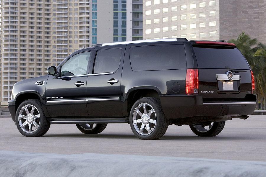 2007 Cadillac Escalade ESV Reviews, Specs And Prices