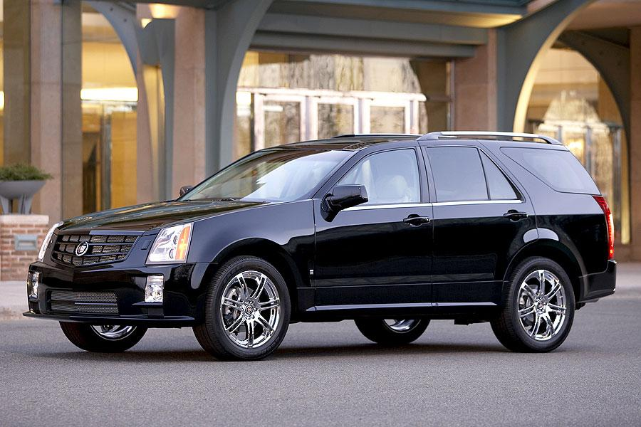 2007 Cadillac SRX Photo 2 of 7