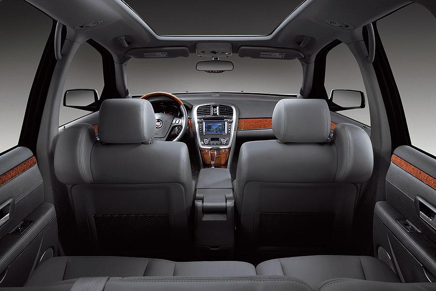 2010 Cadillac Srx For Sale >> 2007 Cadillac SRX Specs, Pictures, Trims, Colors || Cars.com