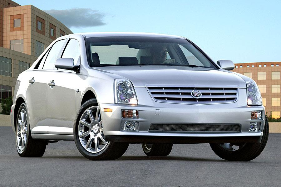 2007 Cadillac STS Photo 3 of 6