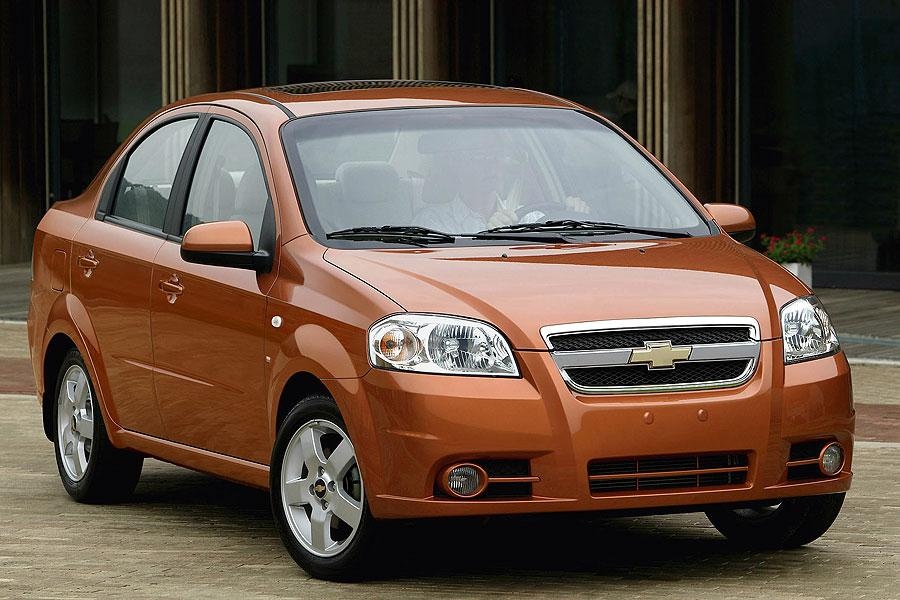 2007 Chevrolet Aveo Photo 3 of 14