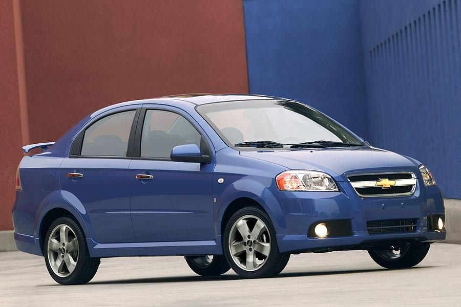 2007 chevrolet aveo overview. Black Bedroom Furniture Sets. Home Design Ideas