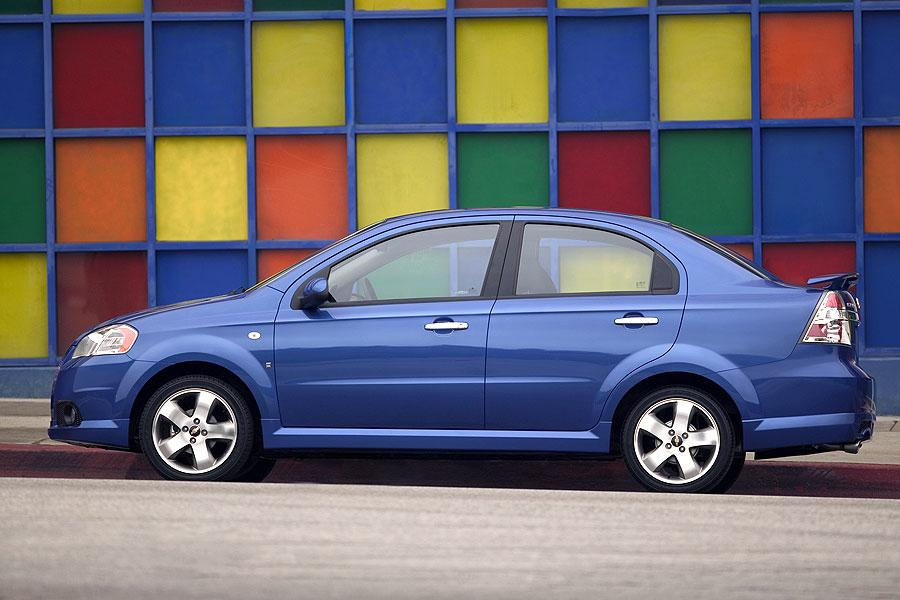 2007 Chevrolet Aveo Photo 6 of 14