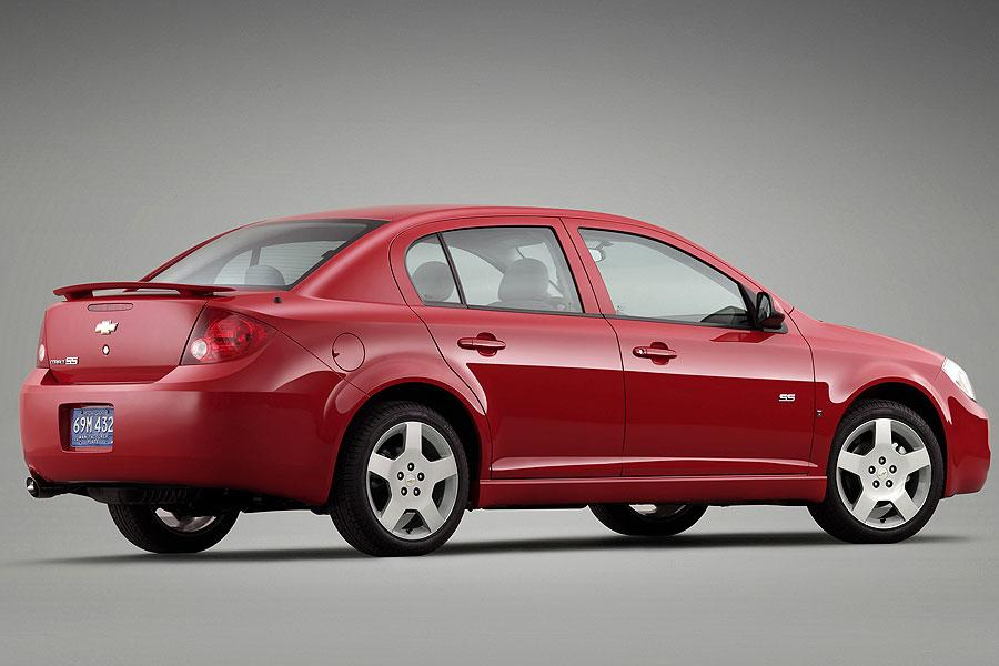 2007 chevrolet cobalt overview. Black Bedroom Furniture Sets. Home Design Ideas