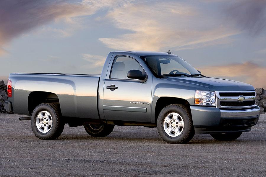 2007 Chevrolet Silverado 1500 Specs, Pictures, Trims ...