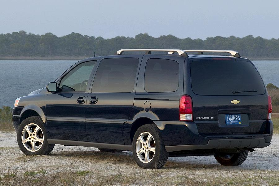 2007 Chevrolet Uplander Photo 4 of 9