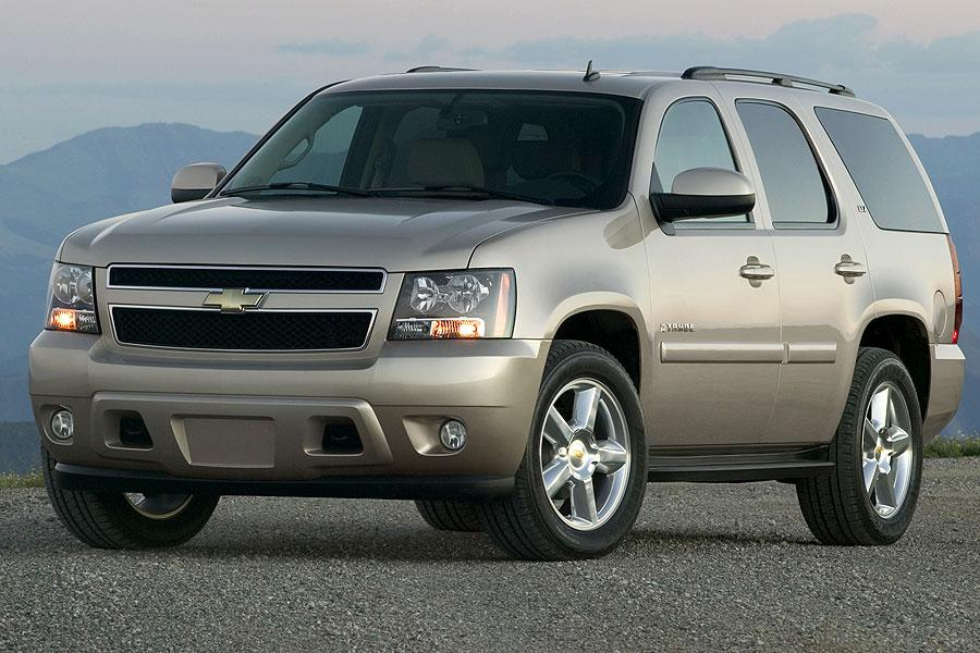 2007 Chevrolet Tahoe Photo 1 of 15