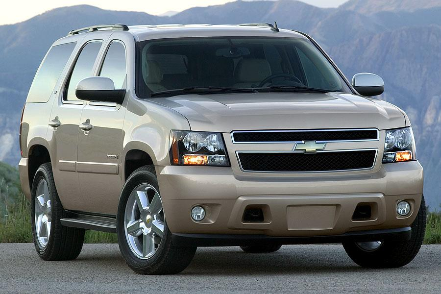 2007 Chevrolet Tahoe Specs Pictures Trims Colors