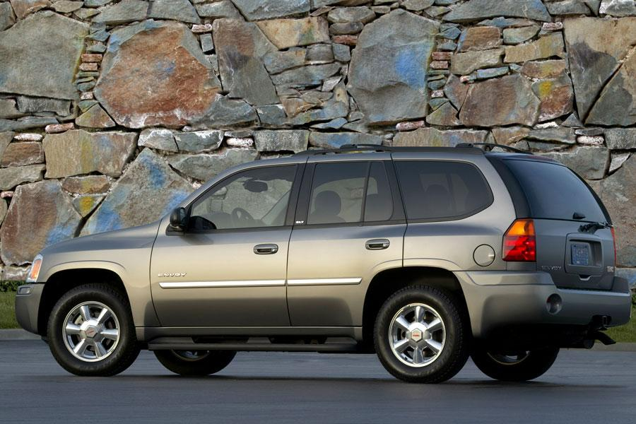 2007 GMC Envoy Overview | Cars.com