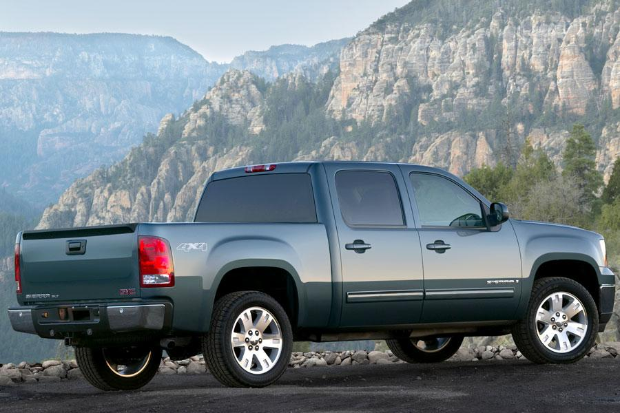 2007 Gmc Sierra 1500 Overview Cars Com