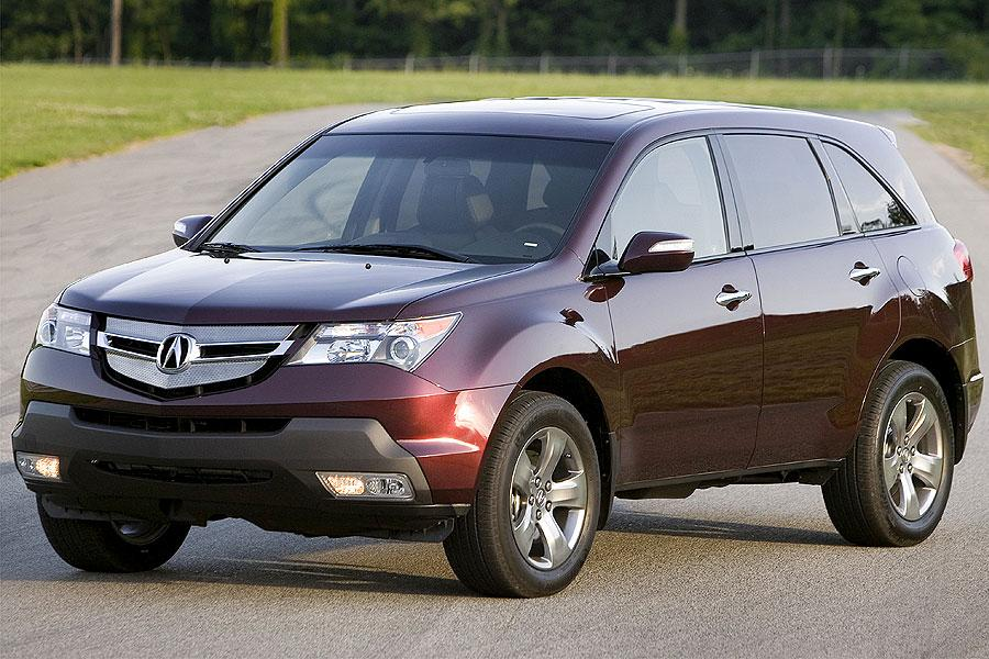 2007 Acura MDX Photo 1 of 12