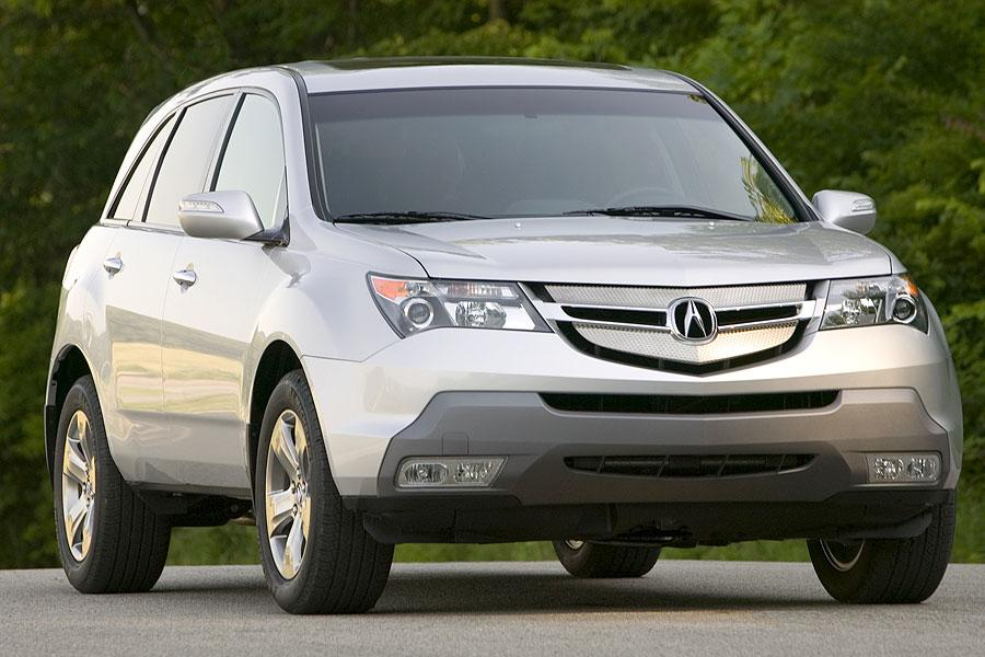 2007 Acura Mdx Overview Cars Com