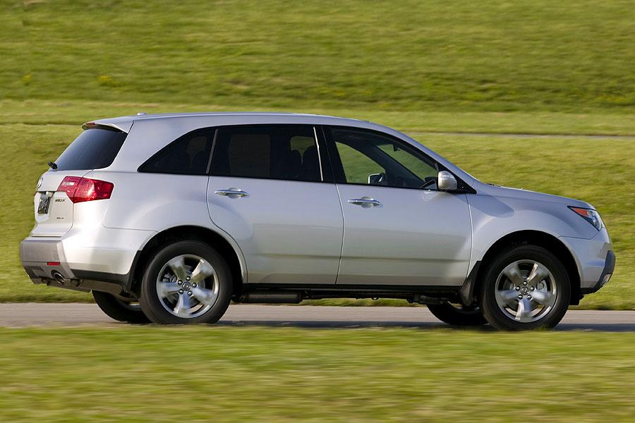 2007 Acura MDX Photo 4 of 12