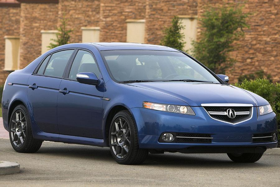 2007 acura tl reviews specs and prices. Black Bedroom Furniture Sets. Home Design Ideas