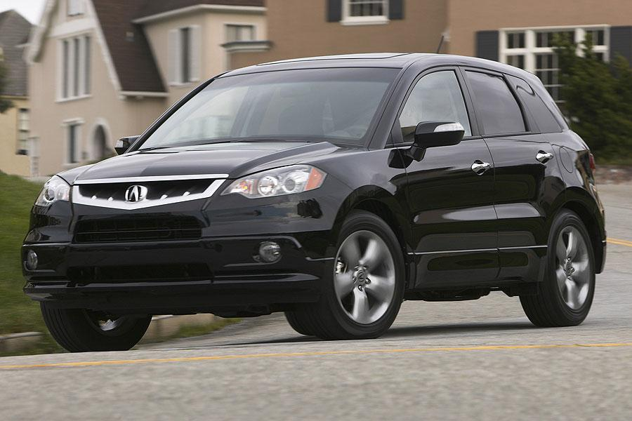 2007 Acura RDX Photo 4 of 9