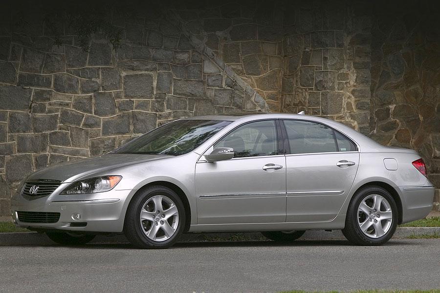 2007 Acura RL Photo 4 of 13