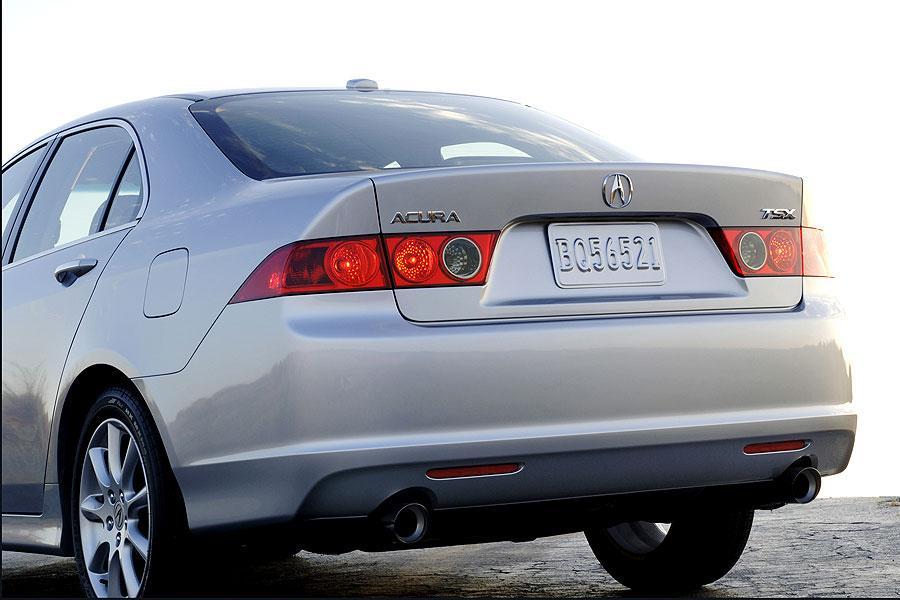 2007 Acura Tsx Overview Cars Com