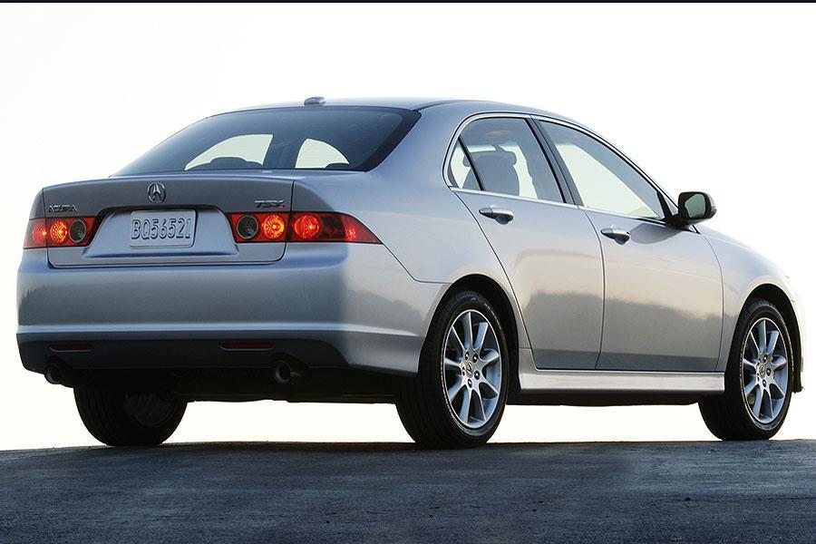 2007 Acura TSX Photo 4 of 9