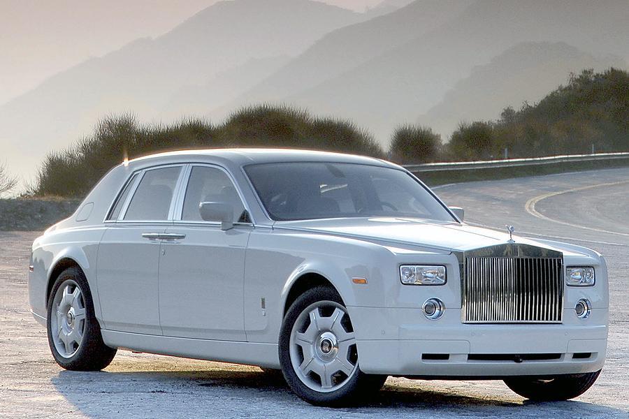2006 Rolls Royce Phantom Vi Overview Cars Com