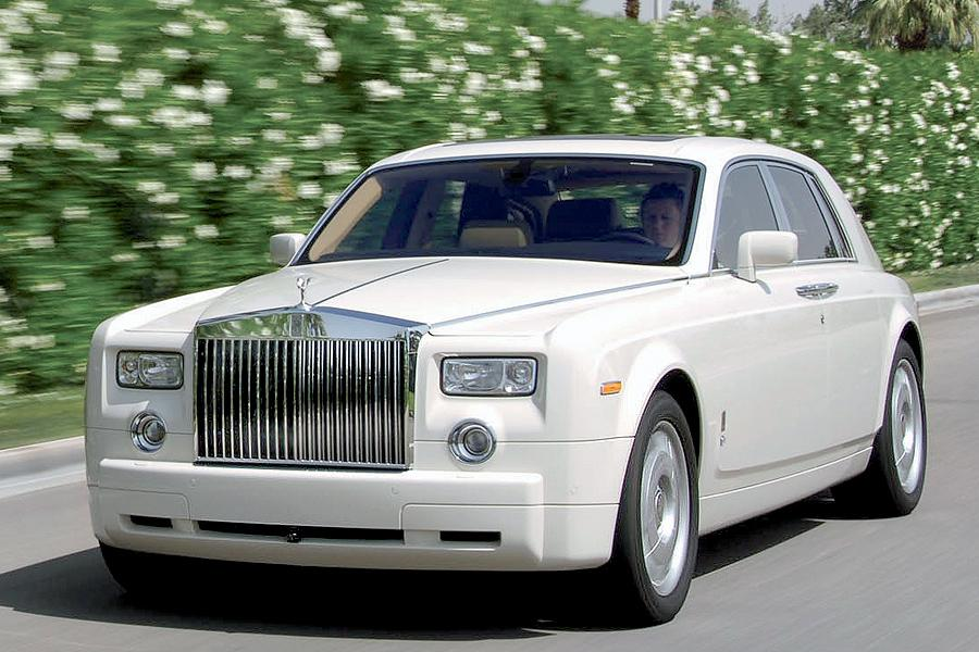 2006 Rolls Royce Phantom Vi Overview Cars Com