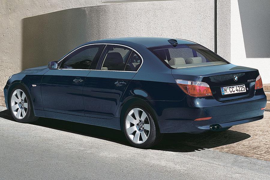 2007 Bmw 525 Overview Cars Com