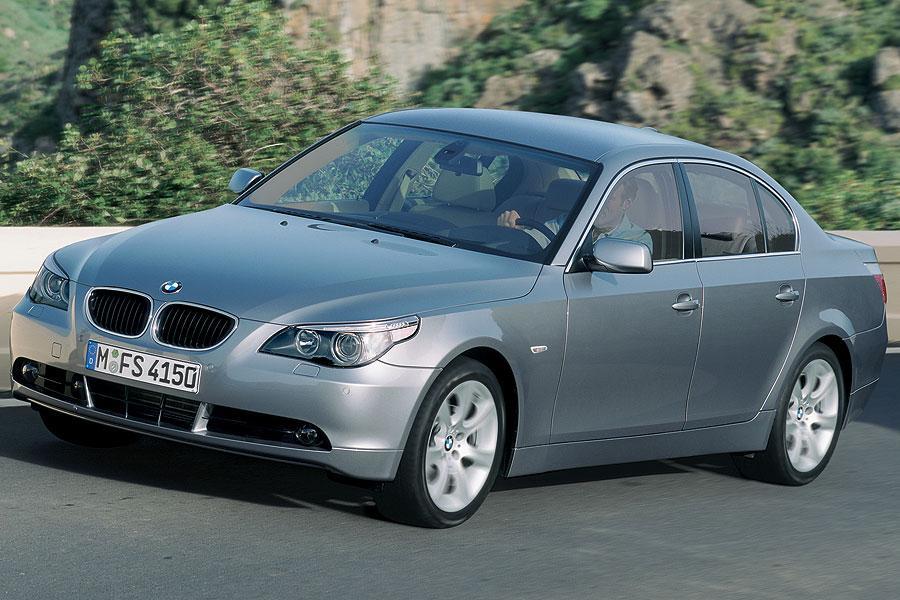 2007 Bmw 530 Overview Cars Com