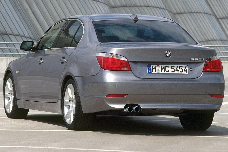 2007 BMW 550 Photo 2 of 7