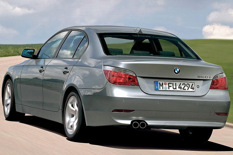 2007 BMW 550 Photo 3 of 7