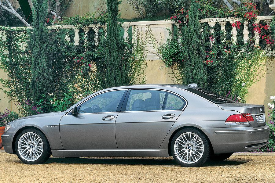 2007 BMW 760 Photo 4 of 5
