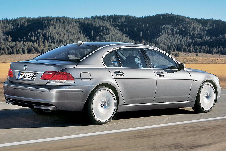 2007 BMW 760 Photo 5 of 5