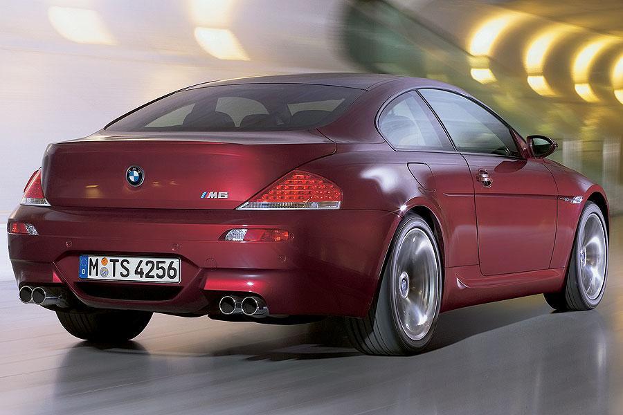 2007 Bmw M6 Overview Cars Com