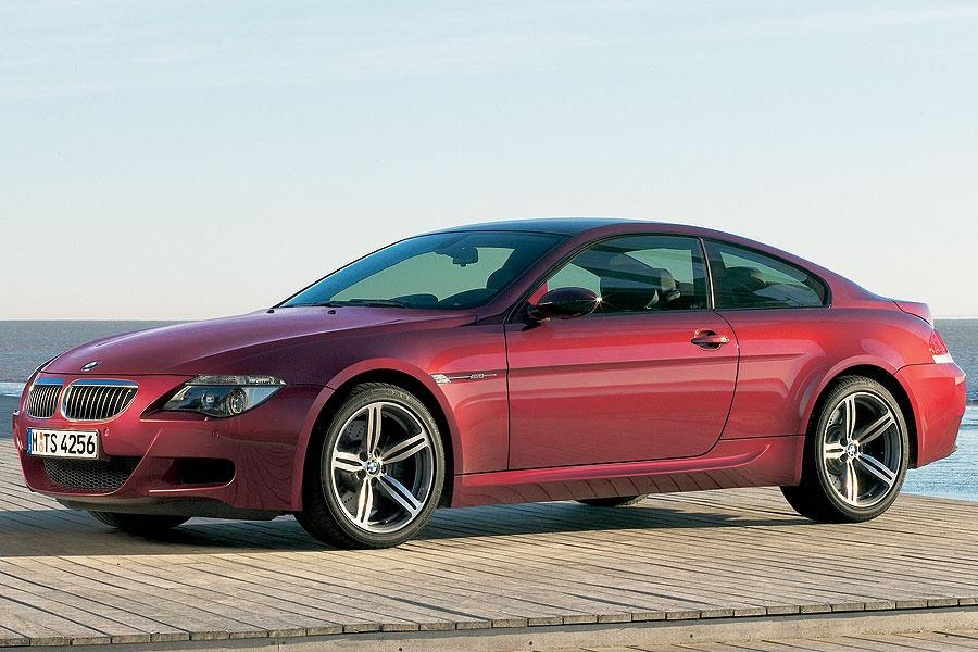 2007 bmw m6 reviews specs and prices. Black Bedroom Furniture Sets. Home Design Ideas